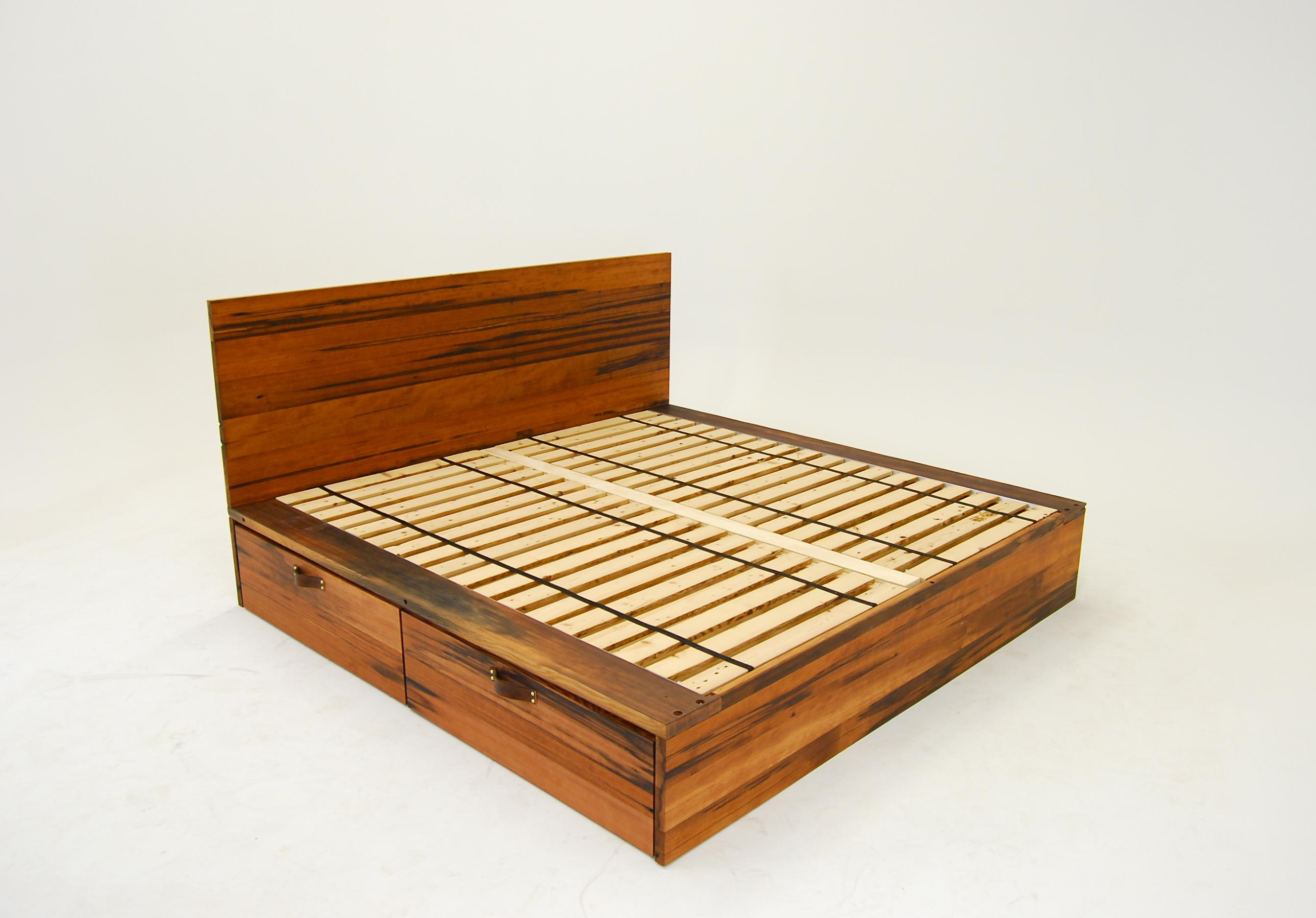 Pdf Solid Wood Platform Bed Plans Plans Diy Free Bookcase