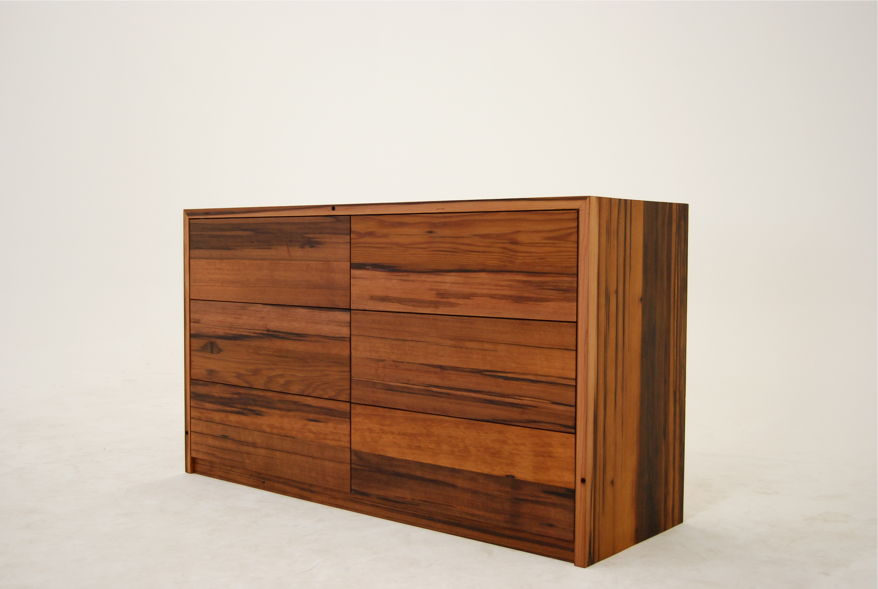 This Low, Wide Chest Adds To My Series Of Reclaimed Redwood Bedroom  Furniture. The Salvaged Material Is Distinct For The Dark Streaks That Run  Through Its ...
